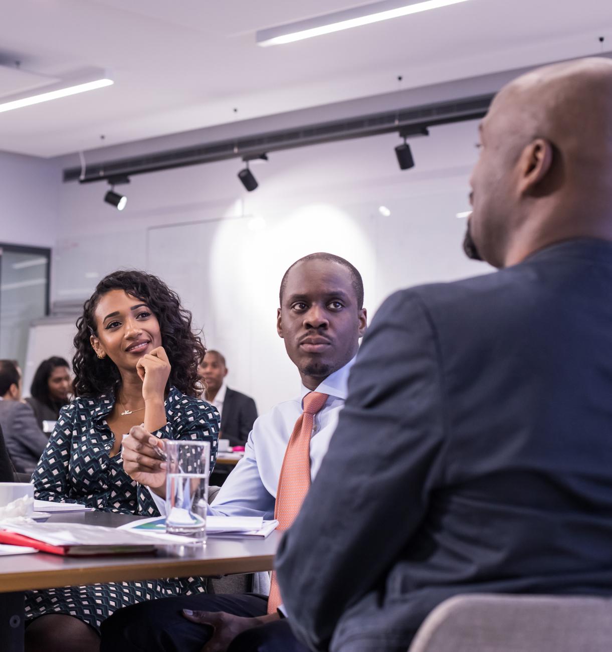 Ethnic minority recruitment