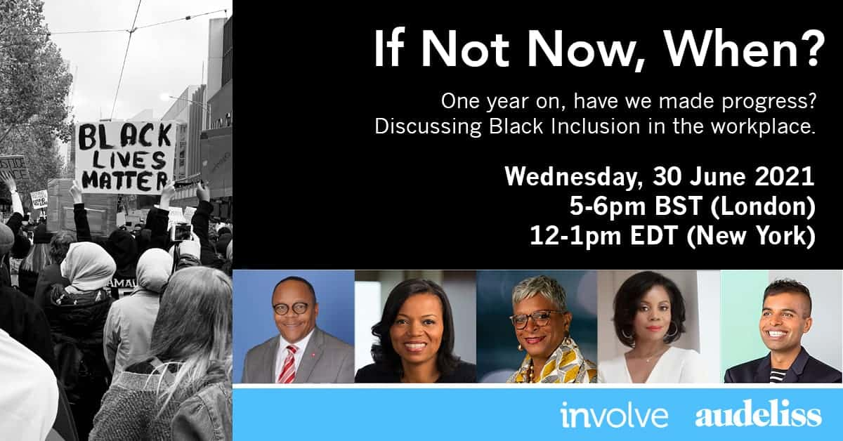 If Not Now, When? panel: One year on, have we made progress?